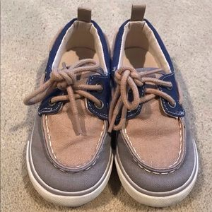 Gap 8 Boat Shoes, EUC; perfect for Spring/Summer